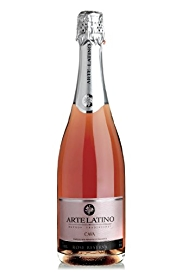 Cava Arte Latino Rosado - Case of 6