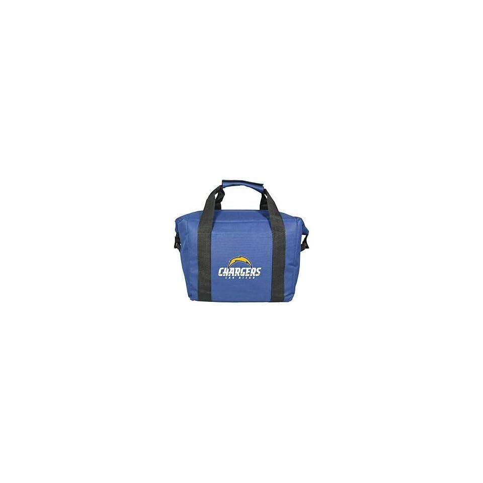 San Diego Chargers 12 Pack Kolder Cooler Bag