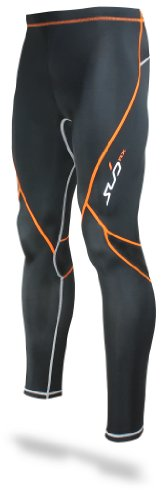 SUB RX Mens Graduated Compression Baselayer Leggings / Tights