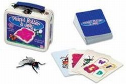 Ideal Peanut Butter and Jelly Card Game - 1