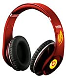 Monster Cable Yao Beats Studio High-Definition Headphones From Monster - Red