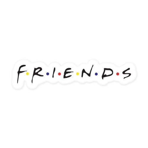 Friends Tv Logo The Image Kid Has It