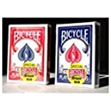Stripper Deck - Bicycle Cards, Red Backed