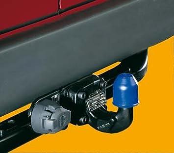 Opel Combo Corsa 02-11 Anhängerkupplung starr+E-Satz 7p