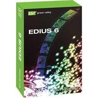 Grass Valley EDIUS Version 6 Editing Software, Upgrade from All Previous Versions