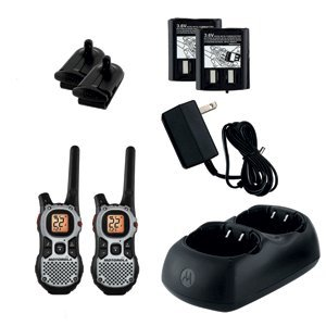 Motorola 27-Mile 2-Pack (Mobile Equipment / Two-Way Radios)