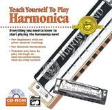 Teach Yourself To Play Harmonica front-407986