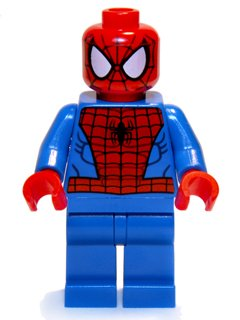 Lego Super Heroes Spiderman Minifigure Amazon.com