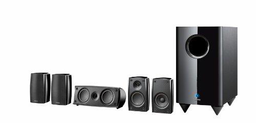 Onkyo SKS-HT648 5.1 Lautsprechersystem (130 Watt) schwarz