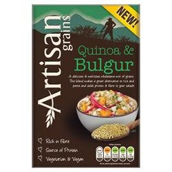 Artisan Grains Quinoa and Bulgur Mix, 200g