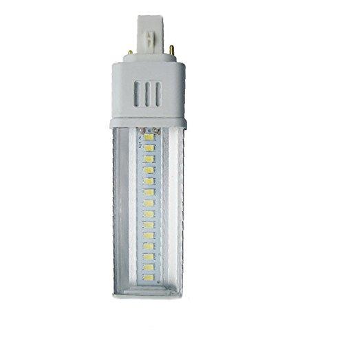 Generic New 110V 220V 13W Led G24 Base Led Pl Lamp Super Bright Samsung Chip 5630Smd G24 Led Bulb