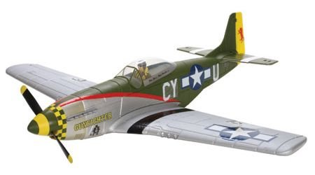 P-51D Mustang BL BNF
