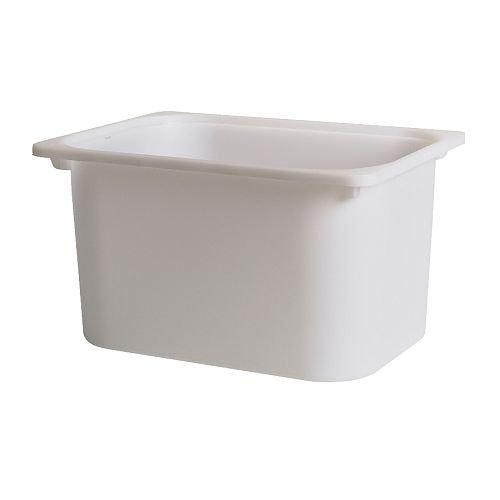 ★トロファスト / TROFAST 収納ボックス / ホワイト M[イケア]IKEA(40141673)