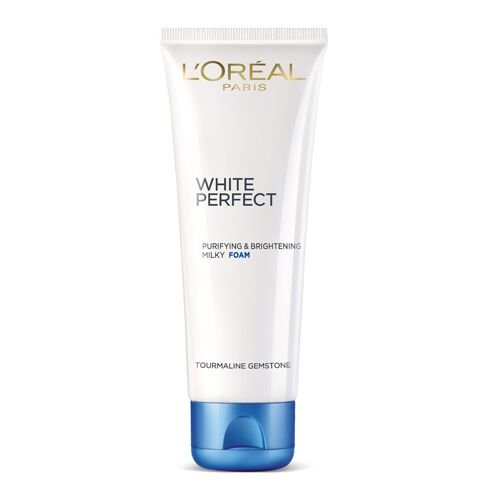 L'Oreal Dermo-Expertise White Perfect Purifies & Brightness Milky Foam 100ml