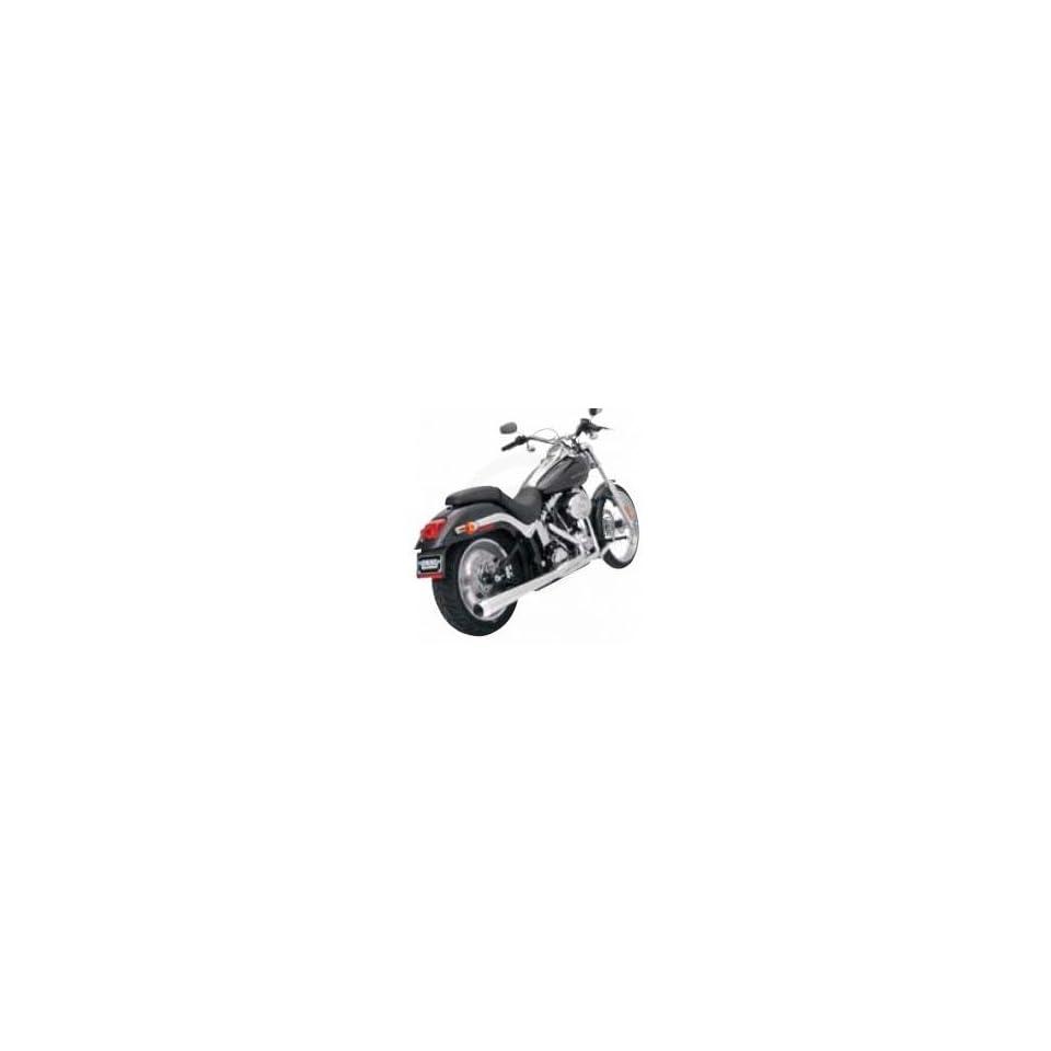 Bassani 12111J Road Rage Exhaust For Harley Davidson