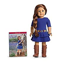 Hot Sale American Girl of 2013 Saige Doll & Paperback Book