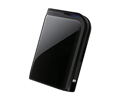 Buffalo MiniStation Extreme 500GB Ruggedized, Secure Portable USB 3.0 Hard Drive from BUFFALO