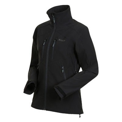 Bergans Damen Jacke Stranda Basic, black, XL, 1537,