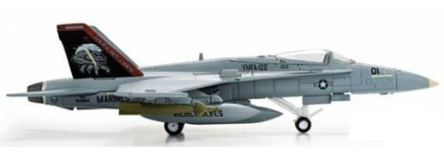 Herpa 1-200 Scale Military HE554138 Usmc F-A-18C 1-200 VFMA122 Werewolves