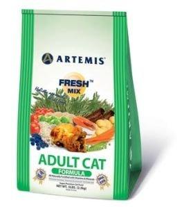 Detail image Artemis Fresh Mix Adult Cat Formula - 5 lb