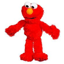 Sesame Street Plush Elmo, 9 Inch - 1