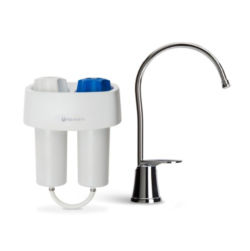 Gt Cheap Aquasana Under Counter Water Filter System With