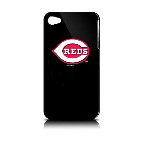MLB Cincinnati Reds iPhone 4 Cover Varsity Jacket Solo at Amazon.com