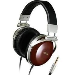 【並行輸入品】Denon デノン AH-D7000 Ultra Reference Over-Ear Headphone ヘッドフォン (Black)