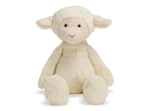Lindy Lamb Medium - Lovelies - Stuffed Animal By Manhattan Toy Co. (151120) front-877671