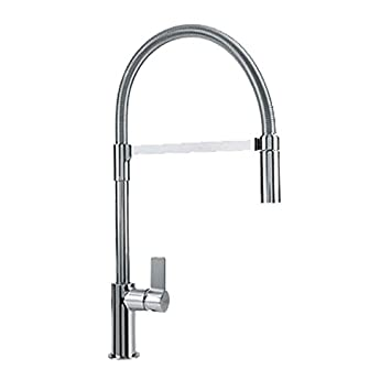 Franke FFPD3100 Ambient Kitchen Series Pull-Down Semi-Pro Faucet, Chrome