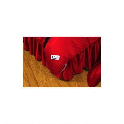 Sports Coverage ARKBSK University of Arkansas Bed Skirt