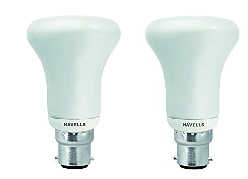Ref-Spot 11W CFL LED Light (Warm White, Pack of 2)