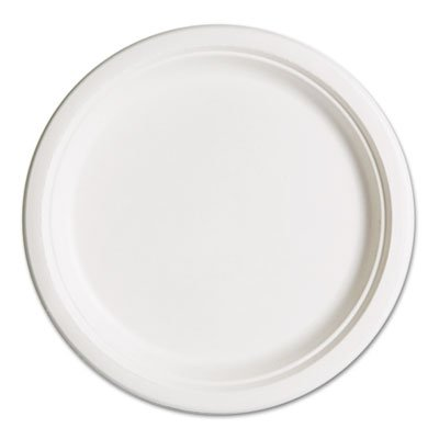 Eco-Products,Inc. Sugarcane Dinnerware. Includes 500 Plates. Manufacturer Part Number: Ecp Ep-P005
