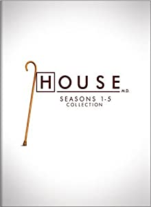 House, M.D.: Seasons 1-5 Collection