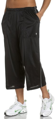Champion Women's Active Mesh Capri