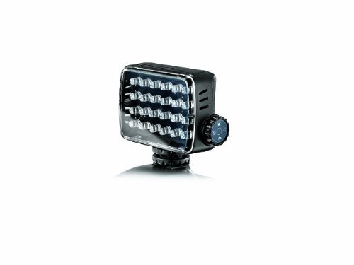 Manfrotto Ml240 Mini 24 Led Panel For Video And Still Cameras