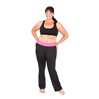 yoga pants plus size