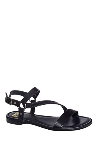 Ricky Ring Low Heel Sandal
