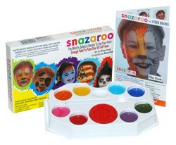 Sparkle face paint kit
