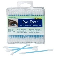 Fran Wilson Eye Tees Precision Makeup Applicators 80 Cotton Swabs