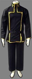 CTMWEB Code Geass Cosplay Costume - Ashford School Male Uniform Kids Large