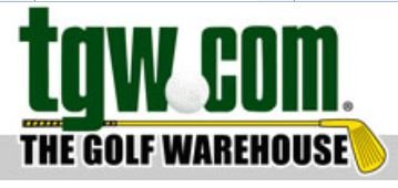 The Golf Warehouse - $10.00