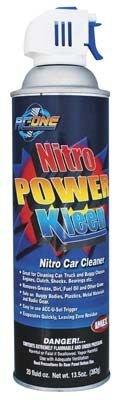 9851 Nitro Kleen Spray Cleaner