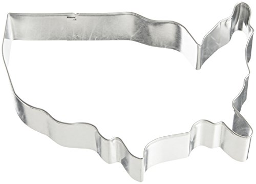 Fox Run Uinted States 4-Inch Cookie Cutter (Country Shaped Cookie Cutters compare prices)