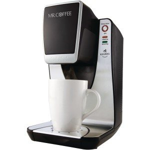 New Mr Coffee Bvmc Kg1 Single Brewing System Compatible Removable Drip Tray 8 Ounce Brewing Capacity