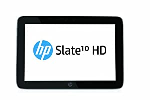 HP Slate 10 HD 3600US 10-Inch Tablet with Beats Audio (free T-Mobile 4G) by HP