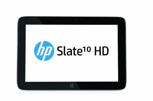 Hp Slate S10-3500Us 10-Inch Tablet With Beats Audio (Silk Grey)