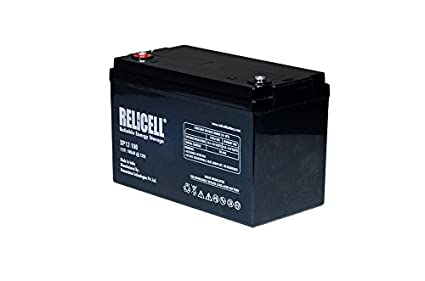 Relicell 12V 100AH UPS Battery
