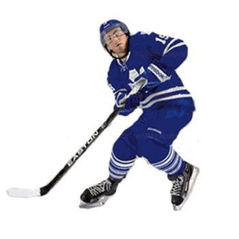 McFarlane Sportspicks: NHL Series 32 Joffrey Lupul - Toronto Maple Leafs 6 inch Action Figure