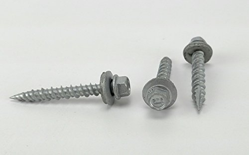 10-x-1-1-2-hex-washer-head-metal-roof-screw-100ct-self-starting-self-tapping-metal-to-wood-sheet-met